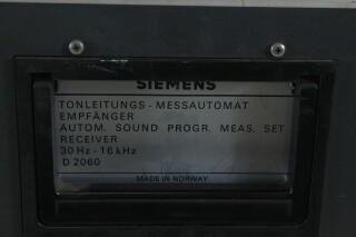 W2060 Autom. Sound Progr. Meas. Set -Transm 30Hz-16kHz KAY OR-16-13507-BV 7