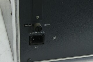 W2060 Autom. Sound Progr. Meas. Set -Transm 30Hz-16kHz KAY OR-16-13507-BV 9