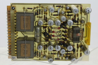 Module with Haufe trafo's and Siemens Components KAY-D4-5149