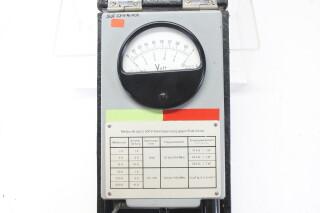 Voltmeter Spannungsmesser 1/500V 100kHz - 1000MHz JDH-C2-R-5736 NEW
