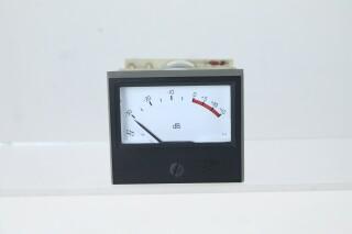 SIFAM M 940-1 dB VU Meter with NTP M-900 Logarithmic Amplifier (No.1) KAY B-13-13956-bv 3