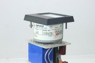 SIFAM M 940-1 dB VU Meter with NTP M-900 Logarithmic Amplifier (No.1) KAY B-13-13956-bv 5