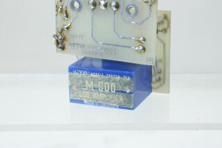 SIFAM M 940-1 dB VU Meter with NTP M-900 Logarithmic Amplifier (No.1) KAY B-13-13956-bv 6