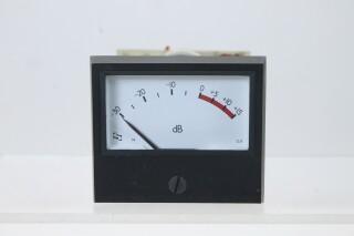SIFAM M 940-1 dB VU Meter with NTP M-900 Logarithmic Amplifier (No.2) KAY B-13-13958-bv 2