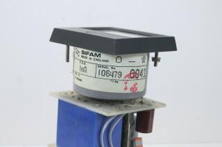 SIFAM M 940-1 dB VU Meter with NTP M-900 Logarithmic Amplifier (No.2) KAY B-13-13958-bv 4