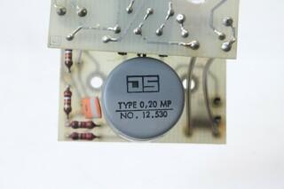 SIFAM M 940-1 dB VU Meter with NTP M-900 Logarithmic Amplifier (No.2) KAY B-13-13958-bv 7