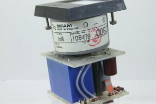 SIFAM M 940-1 dB VU Meter with NTP M-900 Logarithmic Amplifier (No.3) KAY B-13-13959-bv 4