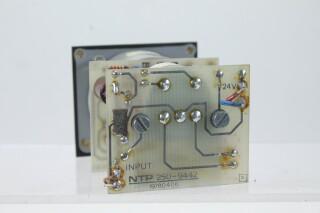 SIFAM M 940-1 dB VU Meter with NTP M-900 Logarithmic Amplifier (No.3) KAY B-13-13959-bv 5