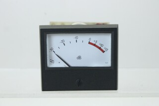 SIFAM M 940-1 dB VU Meter with NTP M-900 Logarithmic Amplifier (No.4) KAY B-13-13960-bv 2