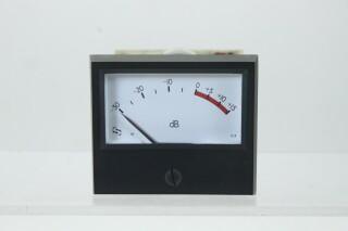 SIFAM M 940-1 dB VU Meter with NTP M-900 Logarithmic Amplifier (No.6) KAY B-13-13963-bv 2