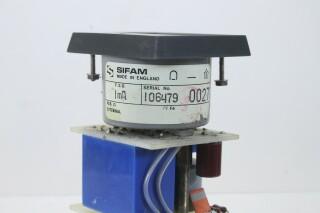 SIFAM M 940-1 dB VU Meter with NTP M-900 Logarithmic Amplifier (No.6) KAY B-13-13963-bv 4