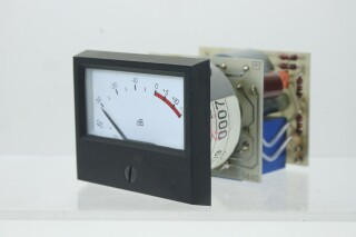 SIFAM M 940-1 dB VU Meter with NTP M-900 Logarithmic Amplifier (No.7) KAY B-13-13964-bv
