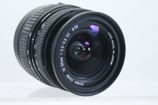 18-50mm 1:3.5-3.6 DC Lens Without Image Stabilizer (No.1) E-2-10786-z 3