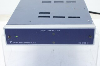 SS 2100-2 - Distribution Amplifier With one ADA-2141 card and Power Supply S-10761-z 2