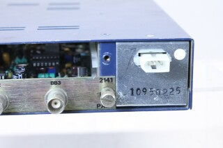 SS 2100-2 - Distribution Amplifier With one ADA-2141 card and Power Supply S-10761-z 7