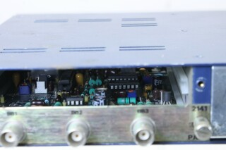 SS 2100-2 - Distribution Amplifier With one ADA-2141 card and Power Supply S-10761-z 8