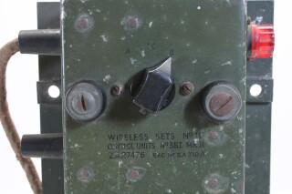 Wireless Set No.19 Control Unit (no.2) HEN-A7-4681 NEW 6