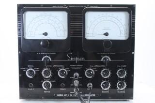 Model 479 TV-FM Signal Generator HEN-M-4480 NEW