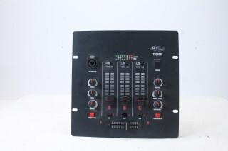TEC200 Small 3 Input DJ Mixer SHP-H-4034