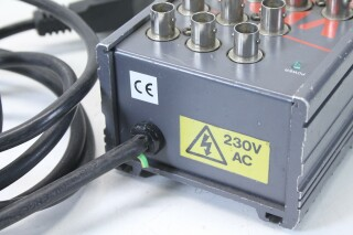 VDA9 - Video Distribution Amplifier BVH2 S-12030-bv 3