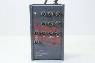 VDA9 - Video Distribution Amplifier BVH2 S-12030-bv 5
