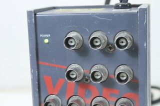 VDA9 - Video Distribution Amplifier BVH2 S-12030-bv 6