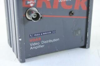 VDA9 - Video Distribution Amplifier BVH2 S-12030-bv 7