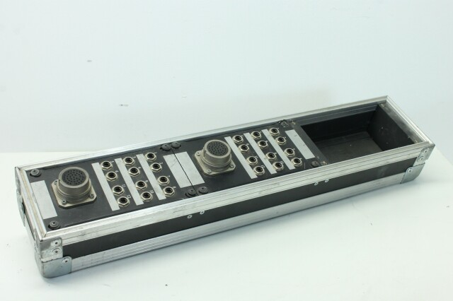 Flightcase Part with Socapex and Jack Connector Boards J-8893-x