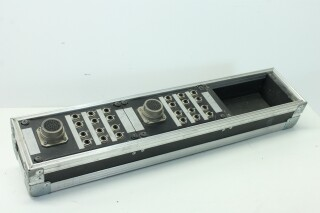 Flightcase Part with Socapex and Jack Connector Boards J-8893-x 1