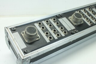 Flightcase Part with Socapex and Jack Connector Boards J-8893-x 2