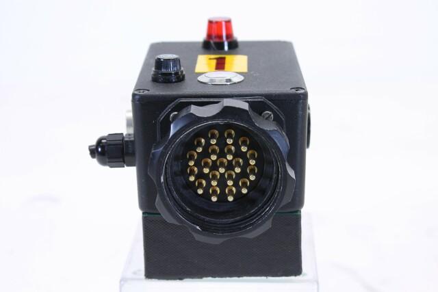 I/O Box with Socapex, XLR, Coax Connectors nr.2 E-3/1931-x