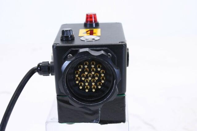 I/O Box with Socapex, XLR, Coax Connectors nr.3 E-3/1932-x