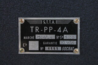 1111 TR-PP-4A - Transmitter Near Mint Condition (no. 3) EV-H-4194 NEW 5