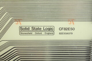 Solid State Logic - 55 Way Extender Card for SSL 4000 Series Console (CF82E50) K-12-11206-z 3
