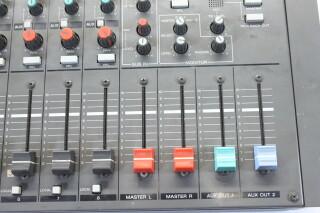 8 Channel Audio Mixer MXP-290 JDH-C2-R-5626 NEW 6