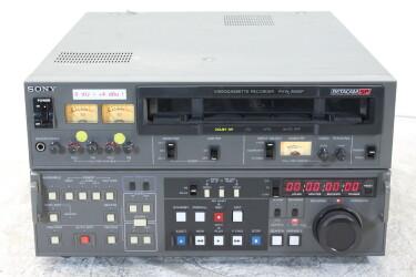 Betacam SP Video Cassette Recorder Model PVW-2800P (No. 1) EV-N-6400