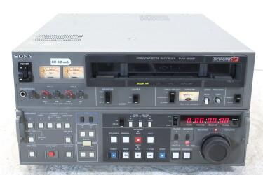 Betacam SP Video Cassette Recorder Model PVW-2800P (No. 2) EV-N-6403