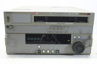Betacam SX Digital Videocassette Player DNW-A22P JDH-C2-ZV-8-5589 NEW