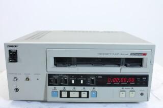 BVW-22P Betacam SP Player EV-ZV-17-5818 NEW