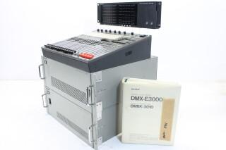 Digital Audio Mixer DMX-E3000 with Service Manual JDH-C2-F-5517 NEW