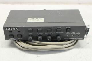 Remote Control Unit For Betacam UVW-1800 With Cable EV L-3340 D8