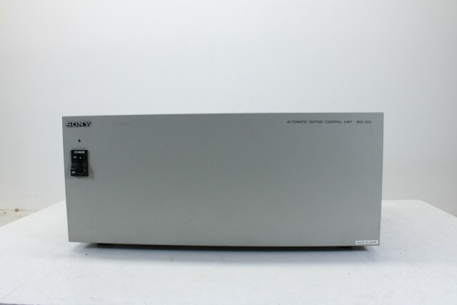 BVE-900 - Automatic Editing Control Unit(No Modules) (No.2) HER1 RK-15-13865-BV