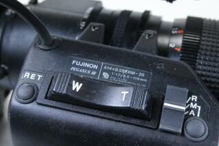 BVP-70ISP - Color Video Camera Set - Incl, Fujinon Lens and Flightcase BVH2 naast-T-12074-bv 4