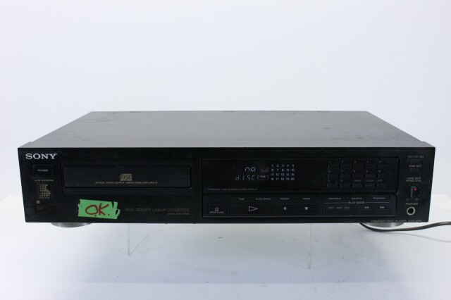 CDP-690 Compact Disc Player N-7893-VOF