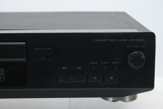 CDP-XE200 Compact Disk Player BS N-10810-z 3