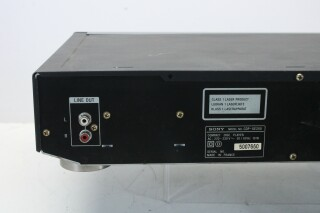 CDP-XE200 Compact Disk Player BS N-10810-z 8