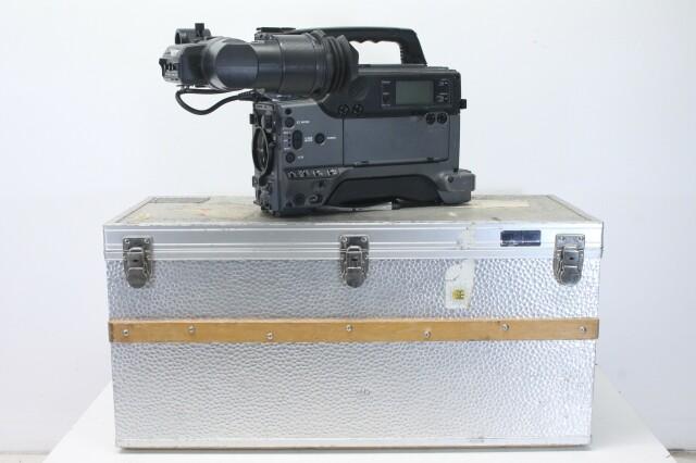 DSR-300P - Digital Camcorder incl, Flightcase BVH2 naast-T-12075-bv