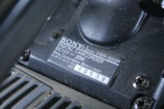 DSR-300P - Digital Camcorder incl, Flightcase BVH2 naast-T-12075-bv 10