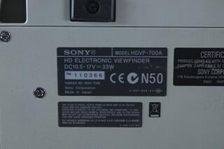 HDVF-700A - HD Electronic Viewfinder MDV L-11964-bv 7