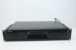 MDS-JE480 Black Mini Disc Player PUR1-RK-22-14330-BV 1